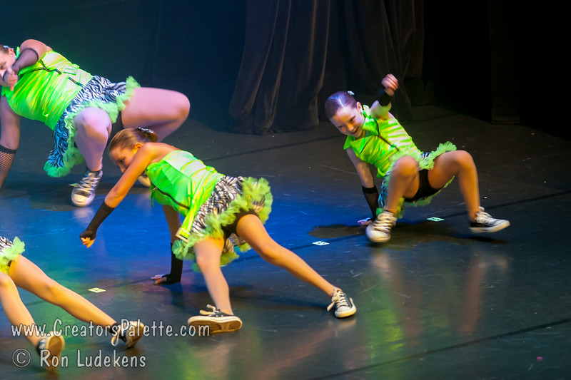 """Turn Up the Love"" - Hip Hop A<br /> Dancers Edge Recital 6-27-2014"
