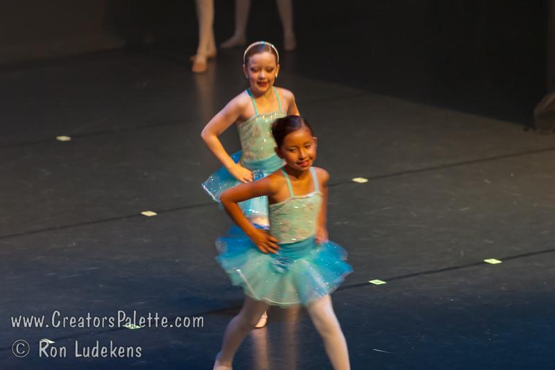 """""""The Jolly Jungle"""" - Ballet IA<br /> Dancers Edge Recital 6-27-2014"""