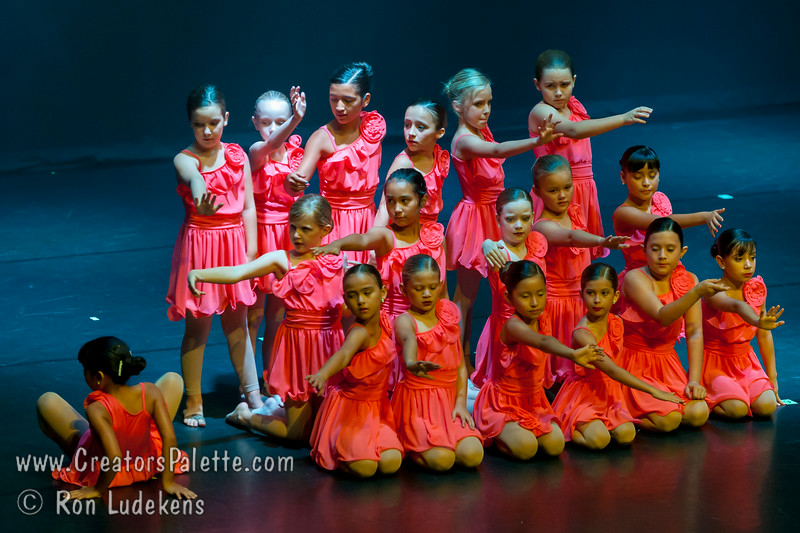"""Fly"" - Lyrical IA<br /> Dancers Edge Recital 6-27-2014"