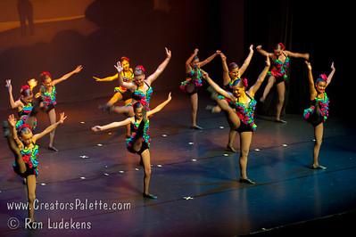 """""""Wepa"""" - DE Dance Company Dancers Edge Recital 6-27-2014"""