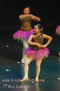 """Jungle Rhythm"" - Ballet IA Dancers Edge Recital 6-27-2014"