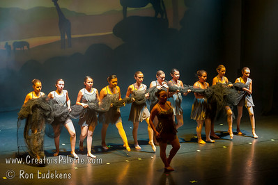 """Sky Fall"" - Teen Lyrical Dancers Edge Recital 6-27-2014"