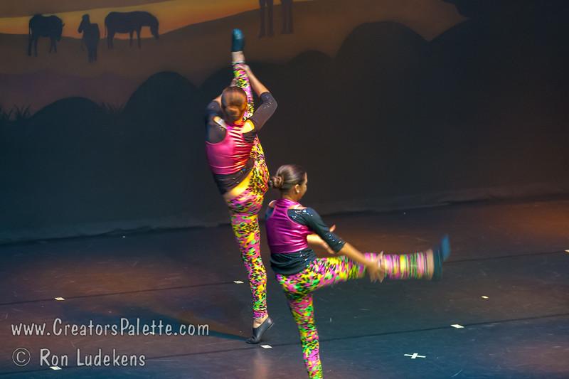 """""""This is Africa"""" - Jazz III<br /> Dancers Edge Recital 6-27-2014"""