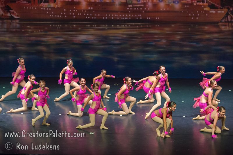 Photos from Dancer's Edge Recital at L.J. Williams Theater 6-21-2013