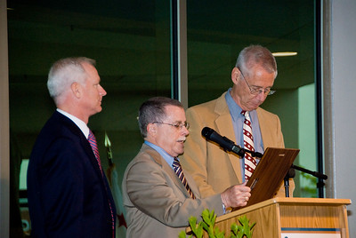 Photo from Kaweah Delta Hospital community Grand Opening of new wing 5-1-2009.