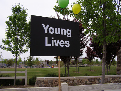 Young Lives - Investing in the lives of our future.