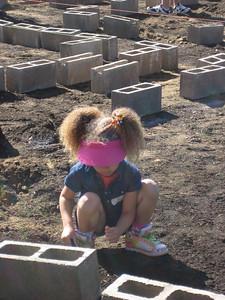 Hurley School Garden - Teresa & George 1020