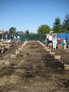 Hurley School Garden - Teresa & George 1010