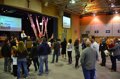 Preparation and Worship Time Photo by David Miller