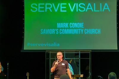 Serve Visalia - photo by Ron Ludekens