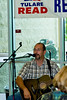 "Image taken at Tulare City Library ""Coffeehouse Jam"" fundraiser for Tulare Read."