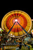 Spinning Ferris Wheel<br /> Image taken at Tulare County Fair 9-17-2010
