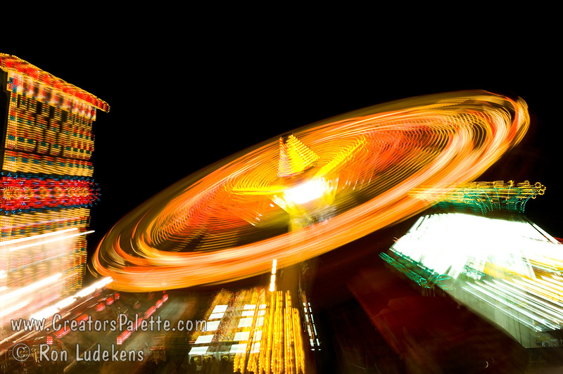 Zoomed lens while taking shot<br /> Image taken at Tulare County Fair 9-17-2010