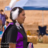 Photo taken at Tule River 2007 Pow Wow on September 22, 2007 at McCarthy Ranch, Porterville, CA.<br /> Valerie Williams - contestant in Tule River Pow Wow Princess Contest
