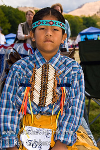 Photo taken at Tule River 2007 Pow Wow on September 22, 2007 at McCarthy Ranch, Porterville, CA.   Wes Franco