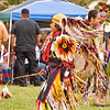 Photo taken at Tule River 2007 Pow Wow on September 22, 2007 at McCarthy Ranch, Porterville, CA.   <br /> Falcon Atwell - Head Junior Boy