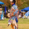 Photo taken at Tule River 2007 Pow Wow on September 22, 2007 at McCarthy Ranch, Porterville, CA.<br /> #143 Chris Dinehdeal - Men's Southern Traditional - 1st place