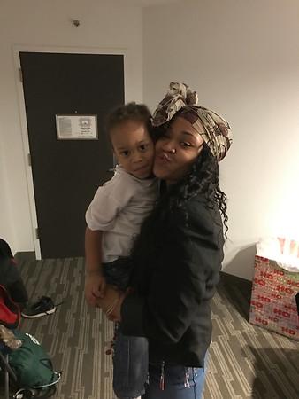 Aunt Michelle Surprise Birthday Celebration