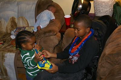Blackman-Ivery Thanksgiving 08
