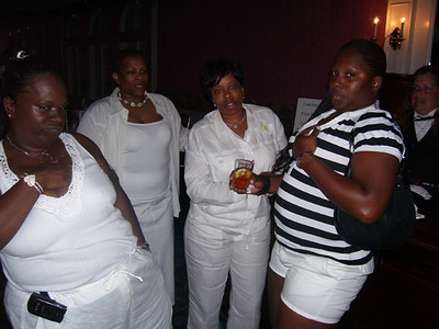 Robinson Clan 3rd Annual All White Affair | 7-29-2006