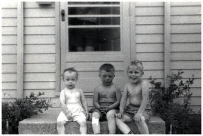 Roger, Gerald, Roland  1956 Vernon, CT