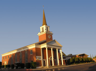 First Presbyterian Church - Visalia, CA