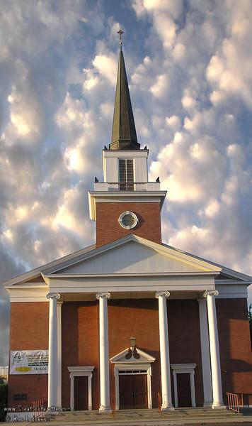 First Presbyterian Church - Visalia, CA