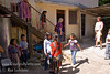 Guatemala Mission Trip - Day 3 -  Sunday, November 11, 2007<br /> Inner courtyard of the church.