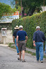 Guatemala Mission Trip - Day 3 -  Sunday, November 11, 2007<br /> We saw this man walking down the street and wondered if Rich Hansen came to visit us.