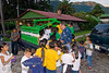 Guatemala Mission Trip - Day 3 -  Sunday, November 11, 2007<br /> One of the highlights of the week was playing with the orphan children.  They are incredible and grab your heart.    Saying goodbye to these wonderful children.  It was amazing and frightening to see 37 children loaded into the bed of this small pickup for the ride back to their church.