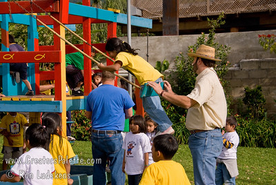 Guatemala Mission Trip - Day 3 -  Sunday, November 11, 2007 One of the highlights of the week was playing with the orphan children.  They are incredible and grab your heart.