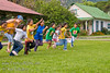"""Guatemala Mission Trip - Day 3 -  Sunday, November 11, 2007<br /> One of the highlights of the week was playing with the orphan children.  They are incredible and grab your heart.    Children playing """"Red Light, Green Light""""."""