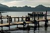 Guatemala Mission Trip - Day 4 - Monday, November 12, 2007<br /> Sunrise and early morning photo of Lake Atitlan at Panajachel.