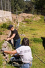 Guatemala Mission Trip - Day 4 - Monday, November 12, 2007<br /> Team members working on Maria's garden and yard - something the Coker's schedule doesn't let them do as often as needed.  This ended up being a special blessing for Maria for which she tearfully thanked the team.