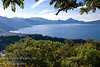 Guatemala Mission Trip - Day 4 - Monday, November 12, 2007<br /> We stopped at a lookout above Panajachel to view Lake Atitlan and surrounding volcanoes.