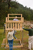 Guatemala Mission Trip - Day 5 -  Tuesday, November 13, 2007 <br /> Sides going up on playground set.  Oh oh - got the plans out again.