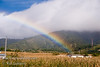 Guatemala Mission Trip - Day 5 -  Tuesday, November 13, 2007 <br /> We witnessed a nice rainbow this morning in the mountain showers as we drove to wrok at the camp.  Above Solola, Guatemala.