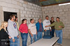 Guatemala Mission Trip - Day 7 - Thursday, November 15, 2007.  Dedication Day.  <br /> Johnny introducing the team members.