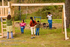 Guatemala Mission Trip - Day 7 - Thursday, November 15, 2007.  Dedication Day.<br /> Colette and Tanner at play.