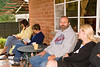 Guatemala Mission Trip - Day 7 - Thursday, November 15, 2007.  Dedication Day. <br /> End of fulfilling day relaxing on the Coker's porch.
