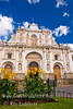 Guatemala Mission Trip - Day 8 - Friday, November 16, 2007<br /> Cathedral (Catedral)  in central Antigua Guatemala. Photo taken from Central Park.