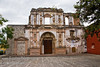 Guatemala Mission Trip - Day 8 - Friday, November 16, 2007<br /> Campania de Jesus church ruins in Antigua Guatemala