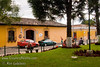 Guatemala Mission Trip - Day 8 - Friday, November 16, 2007<br /> Buildings across street from Church of La Merced - Templo y Convento La Merced in Antigua Guatemala.