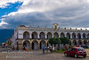 Guatemala Mission Trip - Day 8 - Friday, November 16, 2007<br /> Palace of the Captains - Palacio de Capitanes - south of Central Park and next to Cathedral.  Antigua Guatemala.