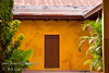 Guatemala Mission Trip - Day 8 - Friday, November 16, 2007<br /> I love the colors of the walls and doors.  This one is inside an inner courtyard of one of the local businesses.  Antigua Guatemala.