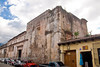Guatemala Mission Trip - Day 8 - Friday, November 16, 2007<br /> Photo taken while walking down Calle del Arco towards Templo La Merced.  Antigua Guatemala.  Convent of Santa Catalina Martin which is now partially restored to a hotel.  Antigua Guatemala.