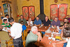 Guatemala Mission Trip - Day 8 - Friday, November 16, 2007 <br /> Eating lunch inside Las Palmas Restarant.