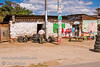 Guatemala Mission Trip - Day 8 - Friday, November 16, 2007   <br /> Along both sides of the road in Chimaltenango are miles of auto and truck repair businesses.