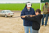 Image from skeet shooting with First Pres High School Ministry 6-4-2011