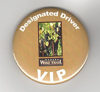 Designated Driver Badge